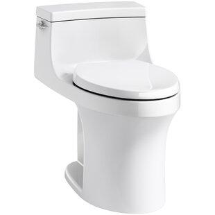 San Souci Souci Comfort Height 1.28 GPF Elongated One-Piece Toilet ByKohler
