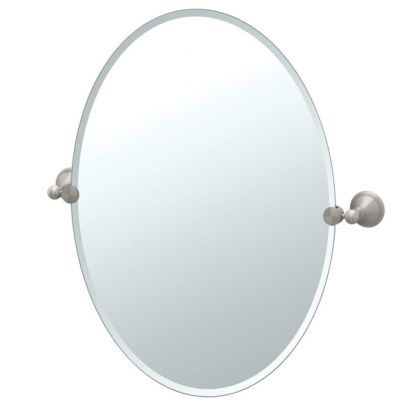 Laurel Avenue Tilting Bathroom Vanity Mirror