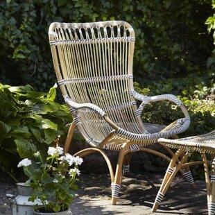 Holder Rattan High Back Patio Chair