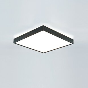 ZANEEN design Linea 1-Light Flush Mount