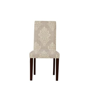 Red Barrel Studio Tribeca Upholstered Dining Chair (Set of 2)