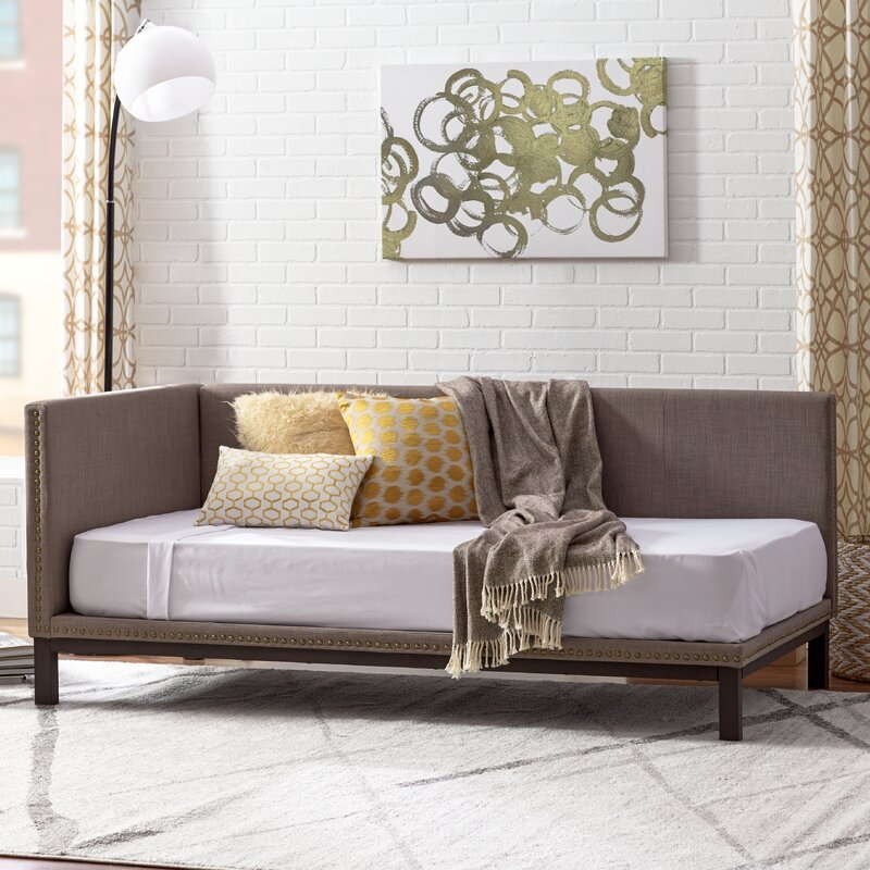 Carwile Mid Century Daybed - Mercury Row Carwile Mid Century Daybed & Reviews Wayfair
