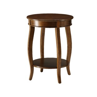 Boulanger End Table with Storage