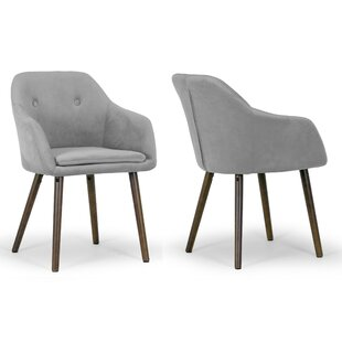 Alba Arm Chair (Set of 2) by Glamour Home..