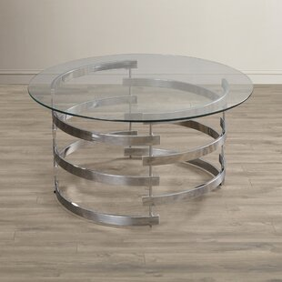 Telly Coffee Table by Orren Ellis