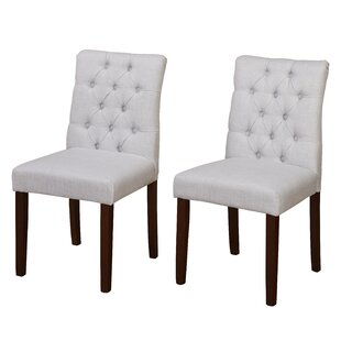 Hamel Side Chair (Set of 2) by Darby Home..