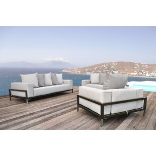 Tilly 3 Piece Sofa Set wit..