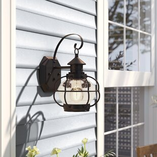 Birch Lane™ Heritage Hastings Outdoor Wall Lantern