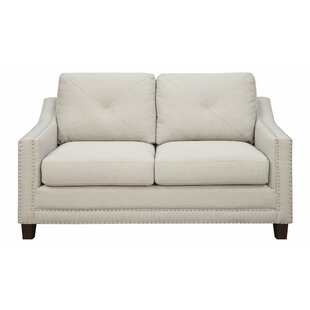 Vaillancourt Loveseat by August Grove 2019 Online