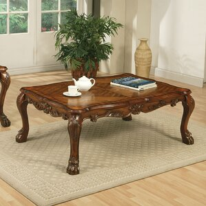 A&J Homes Studio Dresden Coffee Table