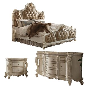 Cowart California King Panel Configurable Bedroom Set