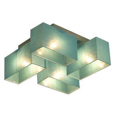 Deckenleuchte 4-flammig Calista   Lampen > Deckenleuchten > Deckenlampen   Metro Lane