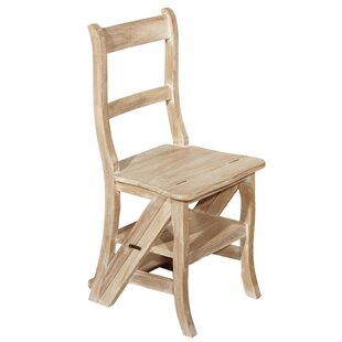 Solid Wood Dining Chair By Union Rustic