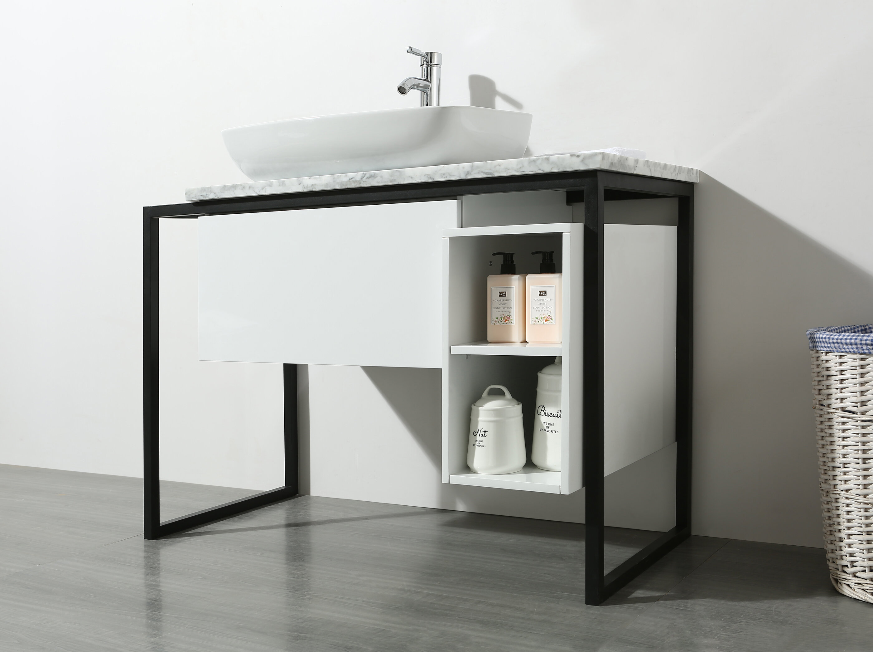 Metal Wrought Studio Bathroom Vanities You Ll Love In 2021 Wayfair