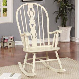 August Grove Moriah Rocking Chair