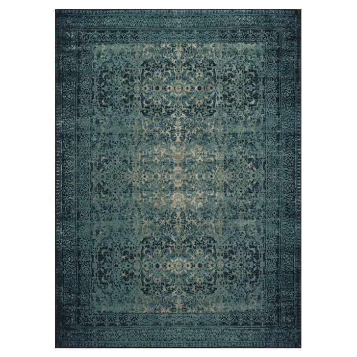 Indigo/Blue Area Rug