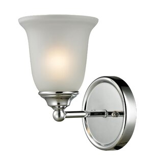 Charlton Home Kellie 1-Light LED Bath Sconce