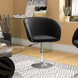 Mcphee Swivel Barrel Chair by Wade Logan