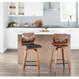 Thornton  Swivel 26 Counter Stool (Set of 2) by Union Rustic