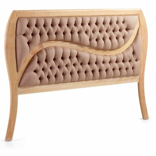 Abbe Upholstered Headboard By Bloomsbury Market