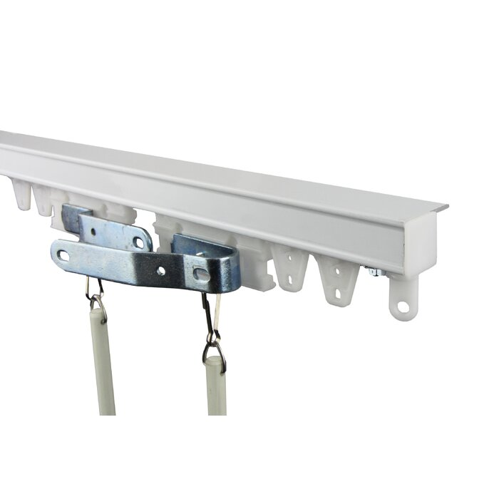 Benner Commercial Ceiling Curtain Track Kit