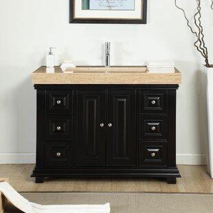 Looking for Louann 48 Single Integrated Bathroom Vanity Set ByBloomsbury Market