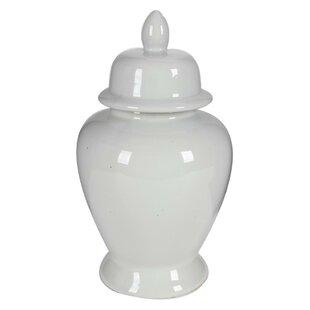 Large Ceramic Ginger Storage Jar