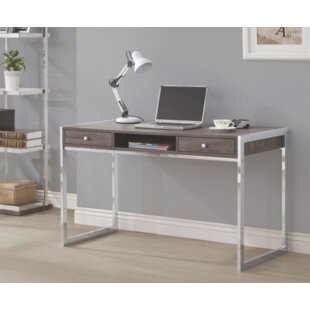 SticklerWriting Desk by Brayden Studio 2019 Coupon