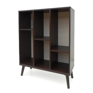 Dunphy Wood Cube Unit Bookcase by Wrought Studio