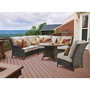 Darby Home Co Fannin Sectional