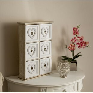 Clinger 6 Drawer Accent Chest By Lily Manor