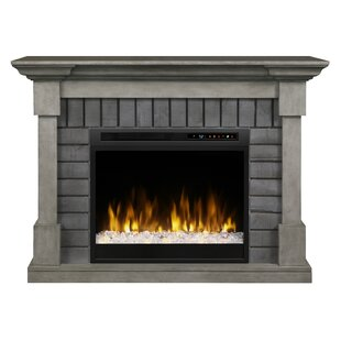 Congdon Fireplace by Alcott Hill