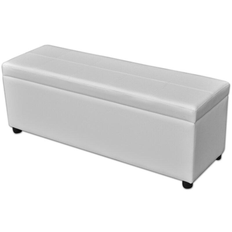 Home Etc Schlafzimmerbank Aus Kunststoff Mit Stauraum Bewertungen