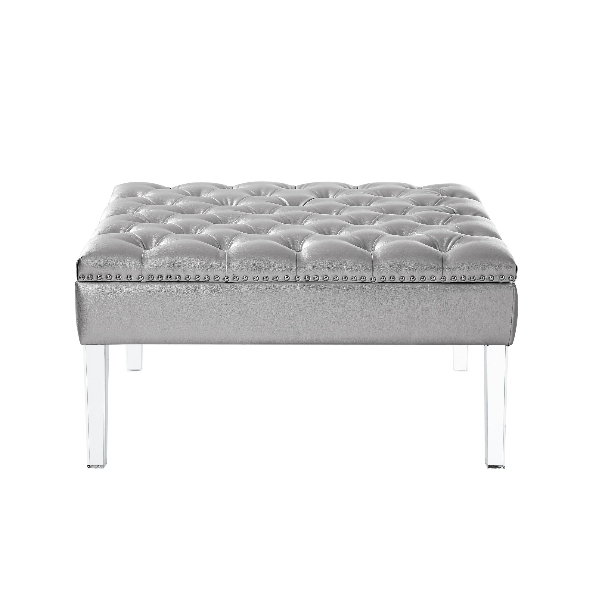 Admirable Meira Tufted Ottoman Caraccident5 Cool Chair Designs And Ideas Caraccident5Info