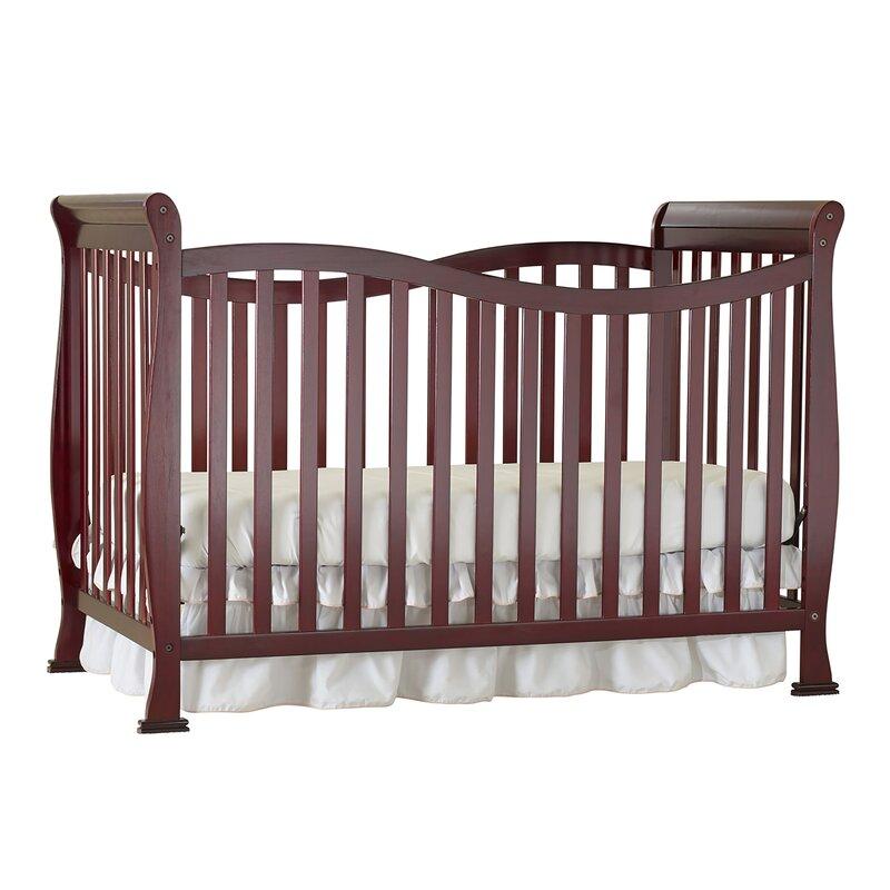 Jessica Big Oshi 7 In 1 Convertible Crib