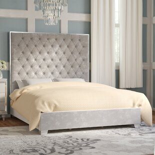 Lansford Upholstered Panel Bed by House of Hampton