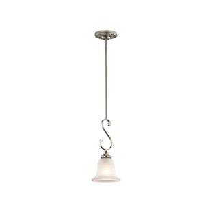 Bretton 1-Light Bell Penda..