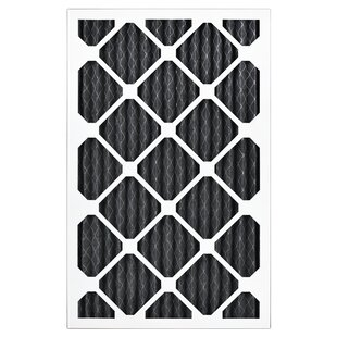 MERV 4 AC Pleated Replacement Comparable Furnace Air Filter (Set of 6)