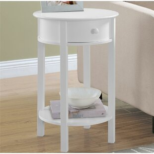 Baltimore Storage End Table Andover Mills