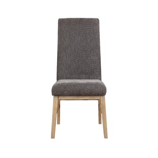 Reviews Upholstered Dining Chair (Set of 2) by Scott Living Reviews (2019) & Buyer's Guide