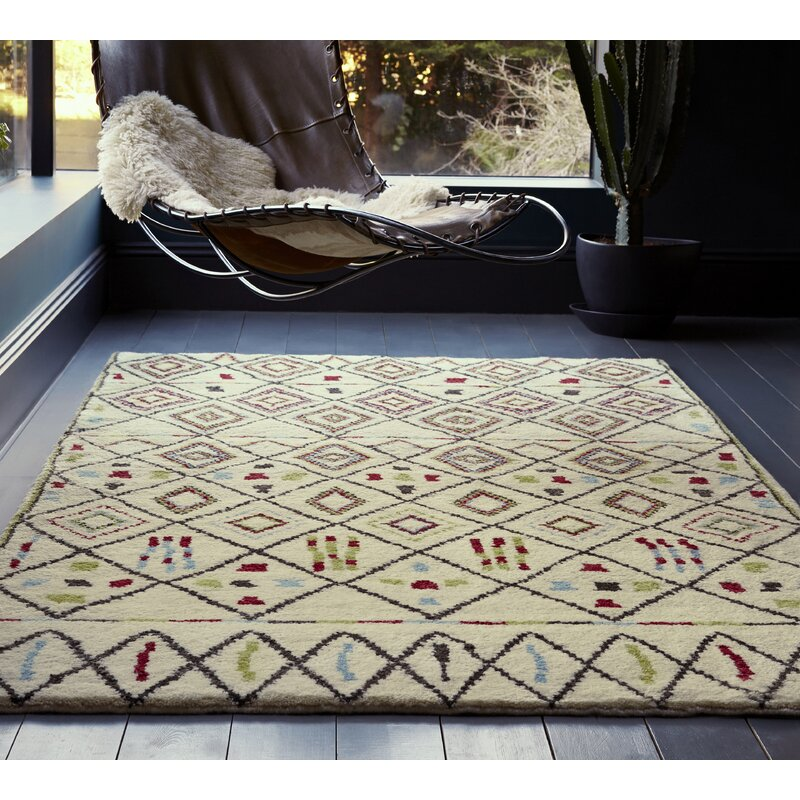 Laude Vive Gretta Hand Knotted Wool