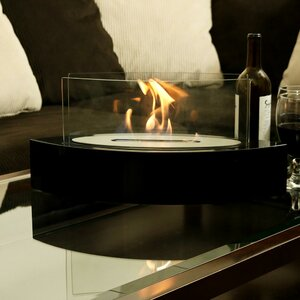Barco Ventless Bio-Ethanol Tabletop Fireplace