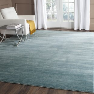 Francella Aqua Area Rug by Zipcode Design