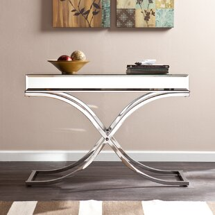 Shopping for Grigor Mirrored Console Table By Willa Arlo Interiors
