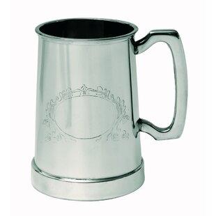 Ida 568ml Stainless Steel Beer Mug By Longshore Tides