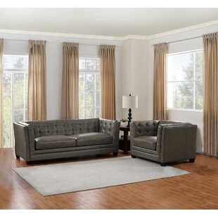 Dierking 2 Piece Living Room Set by 17 Stories