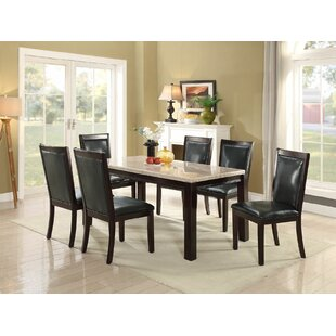 Red Barrel Studio Crossett 7 Piece Dining Set