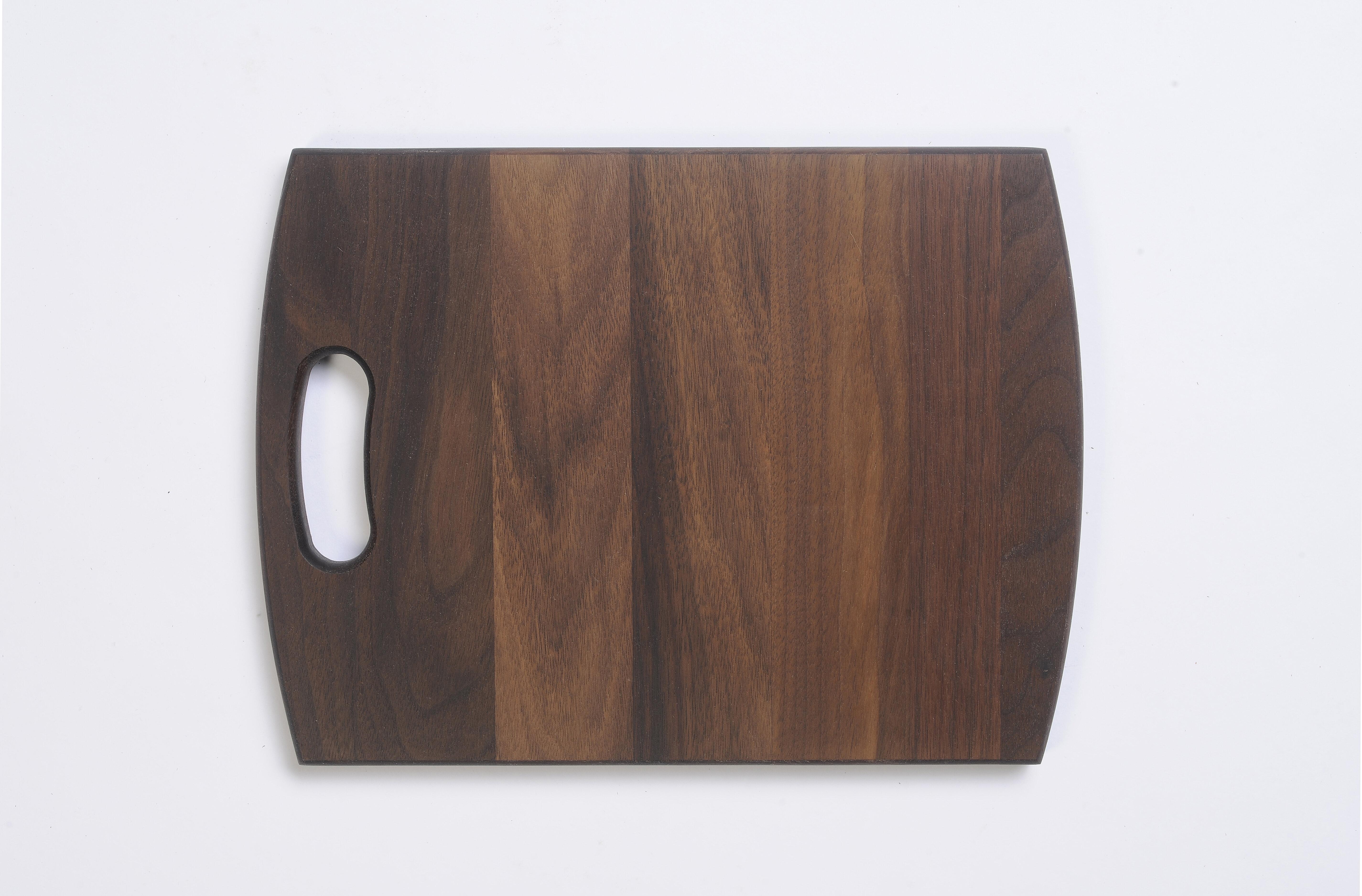 Warther Boards Walnut Wood Cutting Board Wayfair
