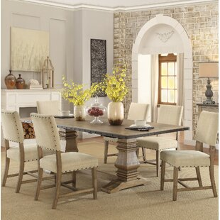 Cantin 7 Piece Extendable Dining Set by Gracie Oaks Today Only Sale