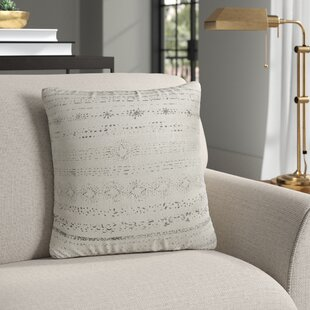 Bainville Accent Cotton Throw Pillow